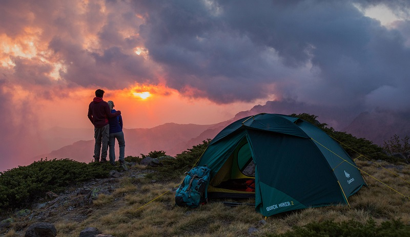 Camping - A List of Outdoor Activities to Enjoy