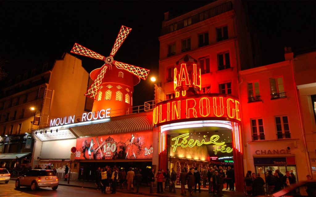 Prepare to Party in Paris